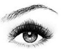 794b2ca835c How To Choose An Eyelash Extension Style To Suit Your Eye Shape 2